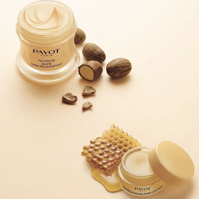 Payot Paris Nutricia Baume Super Reconfortant and Levres cocoon