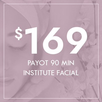 Gift Voucher - Payot 90 Min Facial for $169