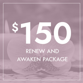 Gift Voucher - Renew and Awaken Package $150