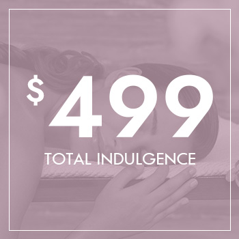 Gift Voucher - Total Indulgence
