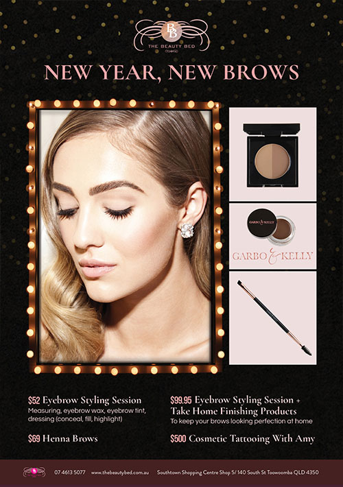New Year, New Brows