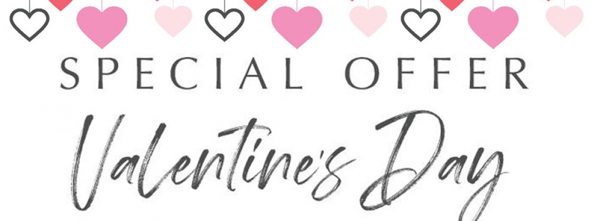 The Beauty Bed's Special Offer for Valentine's Day 2020